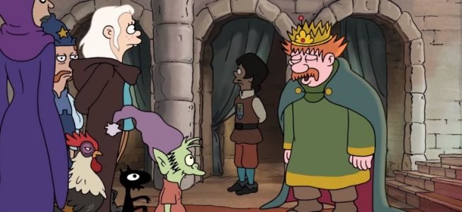 Simpsons Creator's New Netflix Show Disenchantment Gets A Coming-Of-Age Trailer