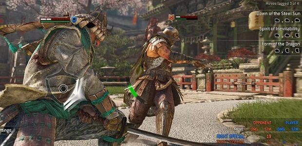 For Honor's training hub aims to turn squires into knights
