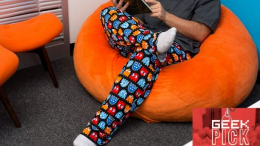 GEEK PICK: Pac-Man Ghosts Lounge Pants