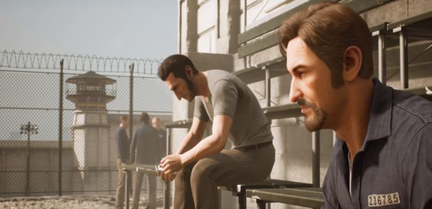 A Way Out's online co-op is playable with just one copy of the game