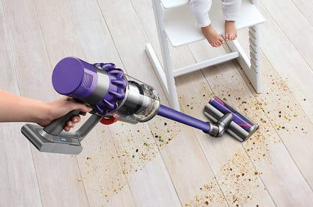 EBay Sale: Save up to 65% on Dyson cordless and upright vacuum cleaners