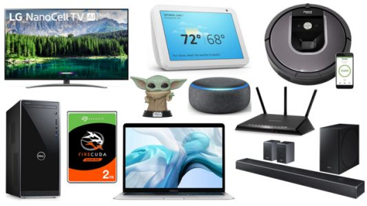 ET Deals: Echo Show 8 + Echo Dot $80, $150 off Inspiron 3670, Roomba 675 $200