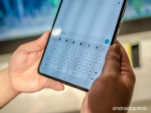 Can you use third-party keyboards with the Galaxy Fold?