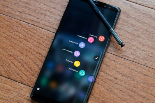 Samsung app gives us a few more hints about the 'boring' Galaxy Note 9