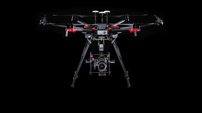 DJI and Hasselblad launch 100MP photography drone