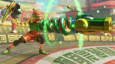 Arms Version 2.1 Update Rebalances Character And Weapons And Improves Training