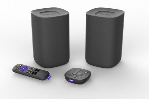 Roku wants to make your smart TV sound better with its new Wireless Speakers