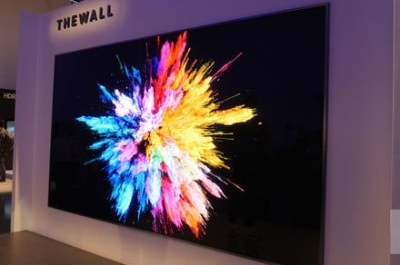 Best TVs from CES 2018