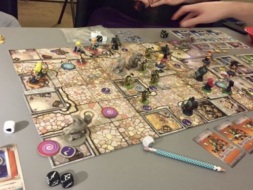 A Board Gamer's Guide to Getting into Miniatures Games