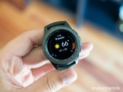 How does the Galaxy Watch compare to Wear OS watches?