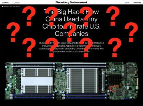 Apple Categorically Denies Businessweek's China Hack Report