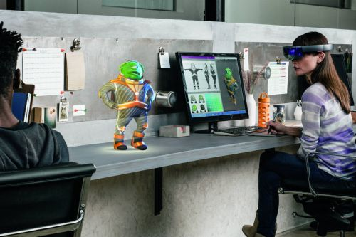 Microsoft sued over HoloLens patent infringements