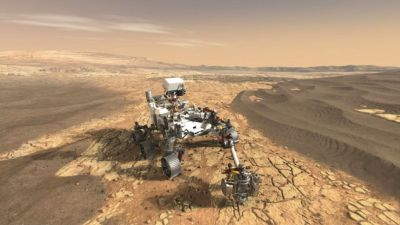 Nasa's 'Mars 2020' mission will hunt for signs of past life