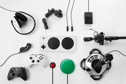 Xbox Adaptive Controller blasts accessibility barriers for disabled gamers