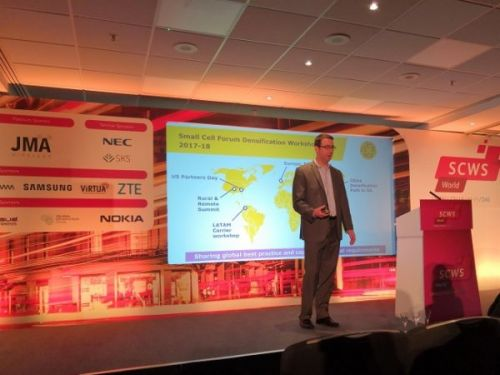 Europe Is Behind On Small Cell Adoption: David Orloff