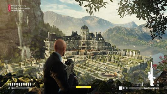 New Hitman 2 trailer details elusive targets like Sean Bean