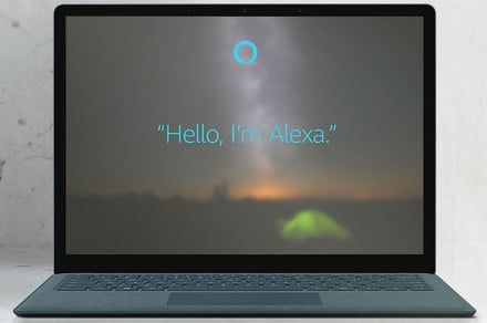 An Echo-less Alexa will hit select Windows 10 PCs in the first quarter of 2018