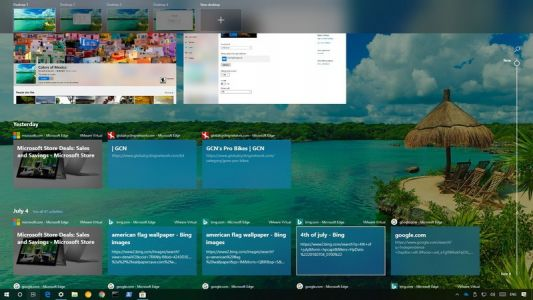 How to use Task View features on Windows 10