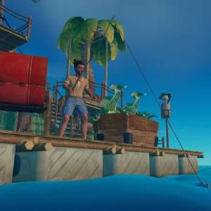 Q& A: How Steam hit Raft stands out in the crowded survival genre