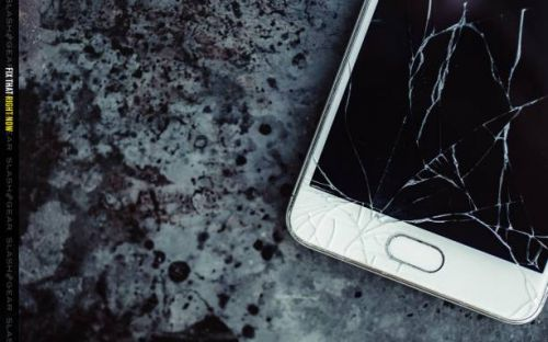 Sprint $50 Samsung phone screen fix seems to be a true loss leader