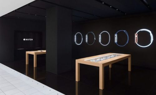 The last Apple Watch pop-up store closes next month