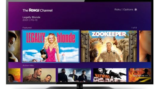 Roku is bringing its free movie channel to Samsung TVs this year