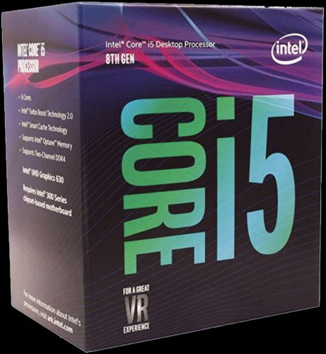 Grab one of these great CPUs for our custom PC