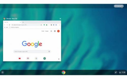 Chrome OS Virtual Desktops take a major step towards serious work