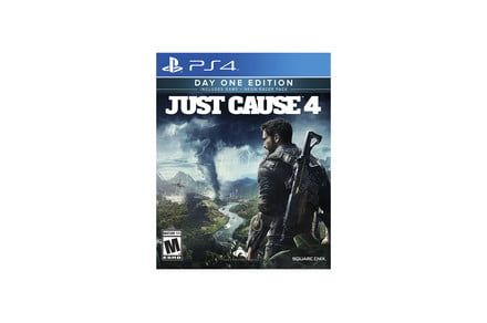 'Just Cause 4' review