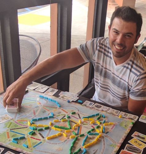 How One Man's Passion for Board Games Helped Him Become Teacher of the Year