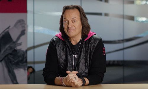John Legere named No. 4 CEO in the U.S., top wireless CEO in Glassdoor top CEOs list