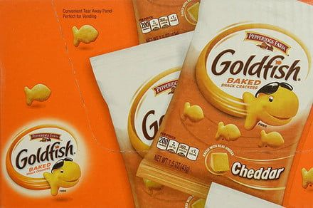 Goldfish, Ritz crackers, and Swiss Rolls are being recalled over salmonella scare
