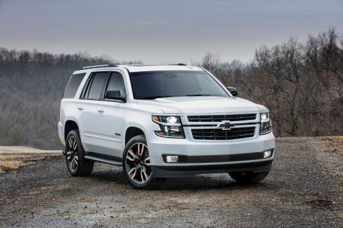 I drove a $70,000 Chevy Tahoe RST on a family road trip to put it to the test -here's how it held up