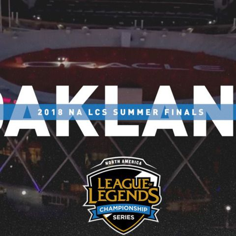 League Of Legends North American Finals At Oracle Arena