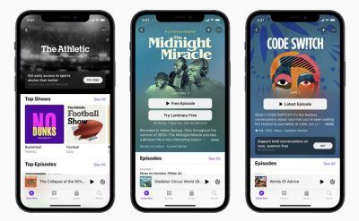 Lilbits: Apple's other stuff (AirTags, Apple TV 4K, Apple Podcasts subscriptions and iOS 14.5)