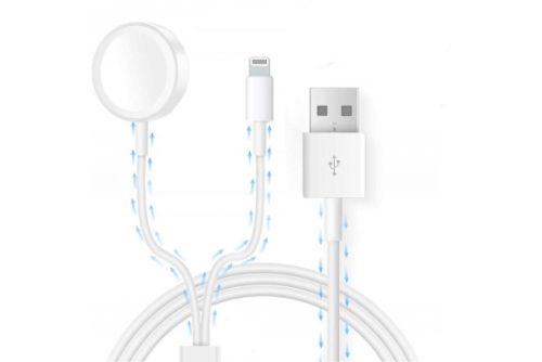 You're nuts if you don't get this $11 cable that charges the Apple Watch and iPhone at the same time