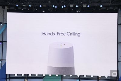Google Home will handle your phone calls too