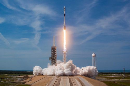 SpaceX's Falcon 9 rocket has roughly 300 launches before retirement