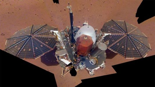 NASA's InSight Lander Is Mars' New Weather Forecast Provider