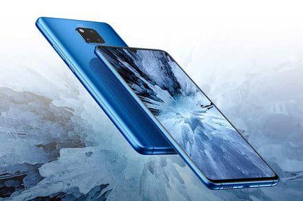 Huawei thinks its Mate 20 X is better than the Nintendo Switch