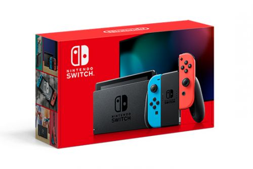 Get The New Nintendo Switch With Better Battery Life For $75 With GameStop Trade-In Offer