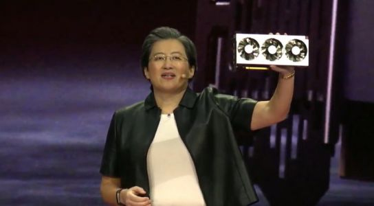 AMD unveils the $700 Radeon VII, the world's first 7nm gaming graphics card