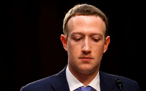 Mark Zuckerberg: 'I didn't mean to defend Holocaust deniers'