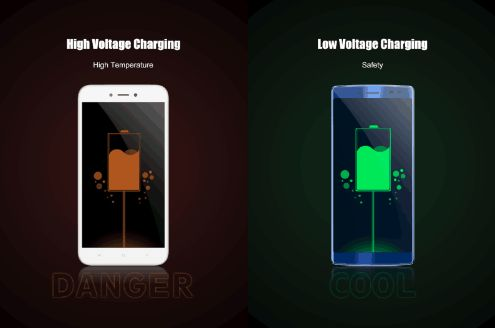DOOGEE Talks About DOOGEE BL12000's Fast Charging Tech