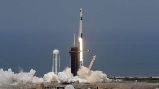 SpaceX's history-making Falcon 9 booster is back