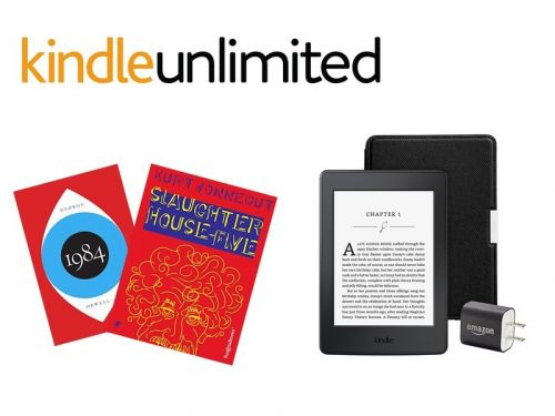 Amazon wants you to read more with a huge sale on Kindle Unlimited and Kindle bundles
