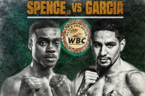 Spence Jr vs Garcia: How to watch Welterweight title fight live stream