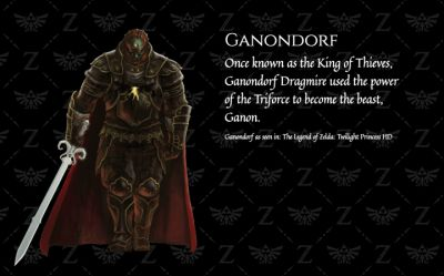 Ganondorf's Last Name Resurfaces on Official Nintendo Site