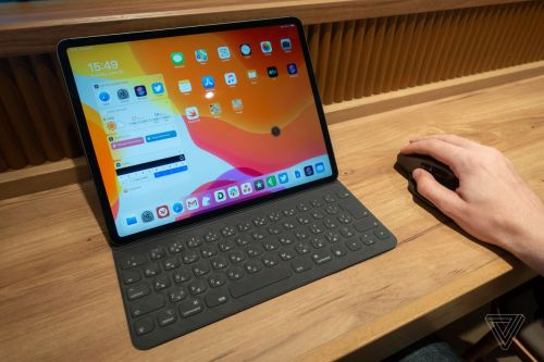 Here's how mouse support could change the way you use your iPad