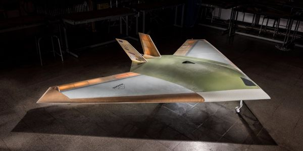 BAE's newest drone uses jets of air to maneuver - and it could revolutionize aviation